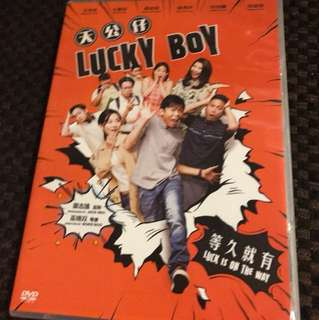Chinese DVD - Lucky Boy