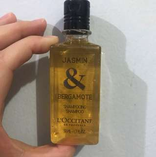 Loccitane shampoo