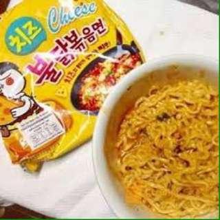 Samyang Cheese Flavor Super Sale!!