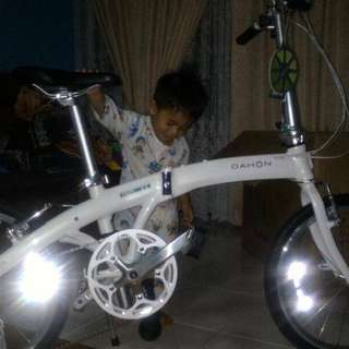 Dahon MU P9 Foldable Bicycle