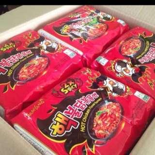 Samyang 2x spicy Super Sale!!!