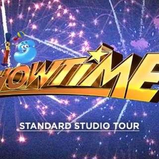 It's Showtime Tickets - April 2018