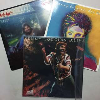 Kenny Loggins Vinyl Records