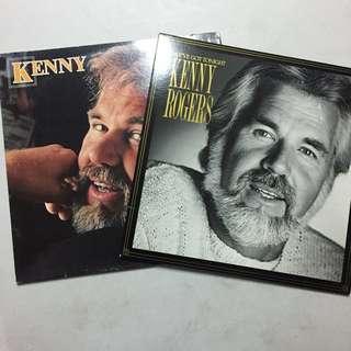 Kenny Rogers Vinyl Records