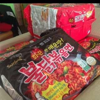 Samyang 1x spicy Super sale!!!