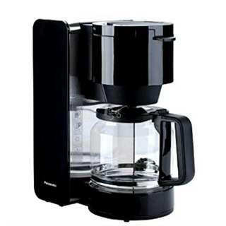 Panasonic NC-DF1 Coffee maker black 蒸餾咖啡機