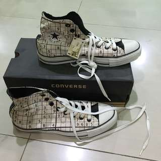 Converse sudoku limited edition