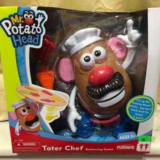 薯蛋頭 Potato Head 全新