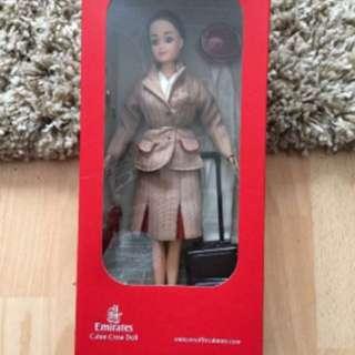 Barbie Emirates Stewardess