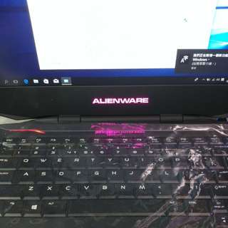 Dell Alienware 14 i7 16g 256 ssd