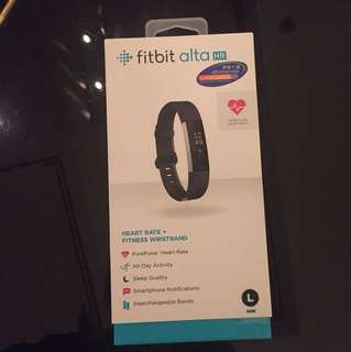 Fitbit Altria HR