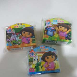Dora stickers
