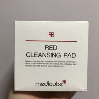 Medicube Red Cleansing Pad - New