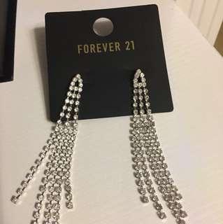 全新Forever 21 earring