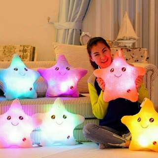 LED bantal bintang