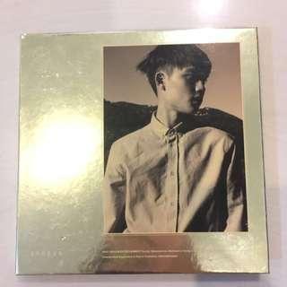 EXO第二張正規專輯「EXODUS」台壓(D.O.ver)