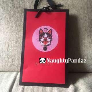 NaughtyPandaz生活百貨 Gucci 中古 狗年 紙袋