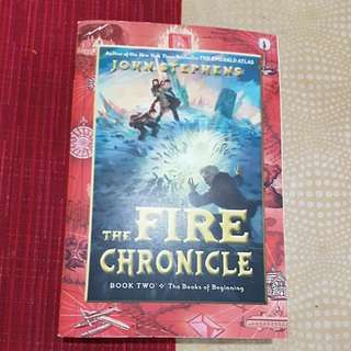 The Fire Chronicle - Book Two
