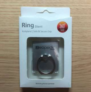 100% New mobile phone ring stent