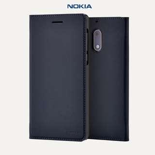 Nokia 6 Official Slim Flip Cover Phone Case 原廠皮套