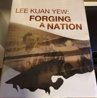 DVD Lee Kuan Yew: Forging A Nation