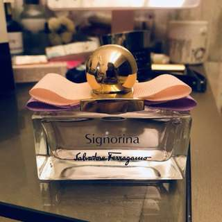 (100% new) Salvatore Ferragamo perfume 50ml