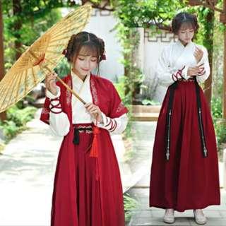 中國古代古裝3 annual dinner  cosplay