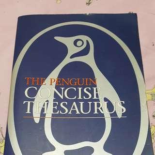 The Penguin Concise Thesaurus