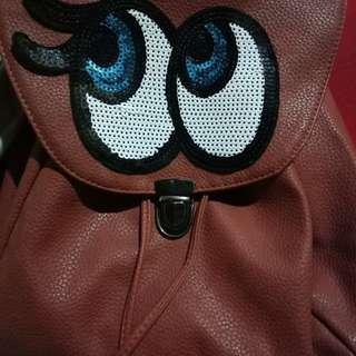 Cute Parisian Backpack