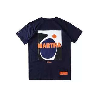 Heron Preston Martha Tee