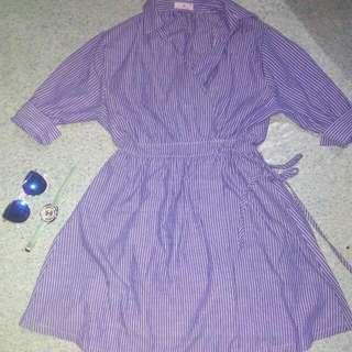 Wrap Around Dress