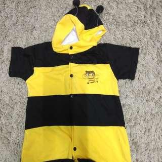Bee Baby Romper