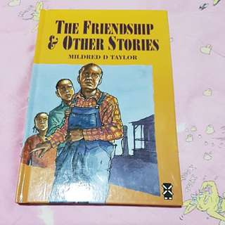The friendship & other stories