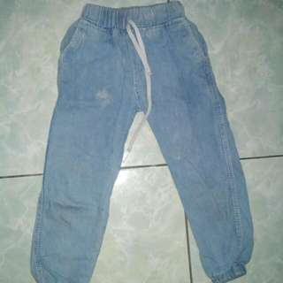 Jogger Jeans Anak
