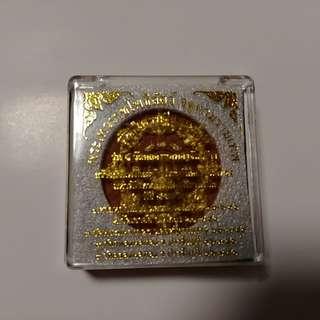 泰國 佛 章 牌