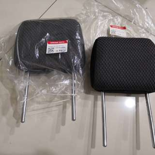 Perodua Alza 3rd row headrest x 2 unit (100% brand new)