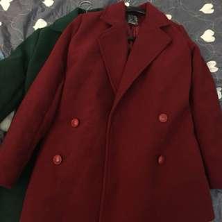 穿一次)大衣外套