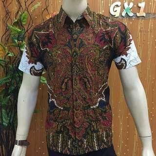 Batik Pria - Kemeja