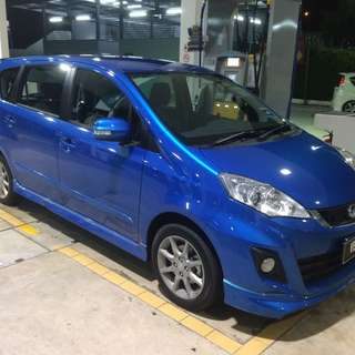 NEW ALZA FOR UBER/GRAB RENTAL