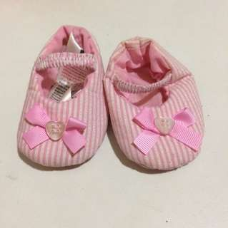 newborn girls shoes