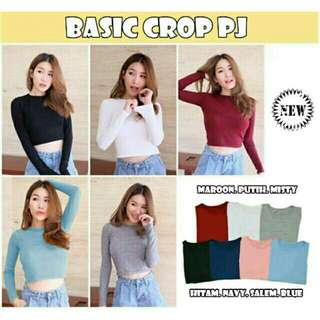 Basic crop PJ