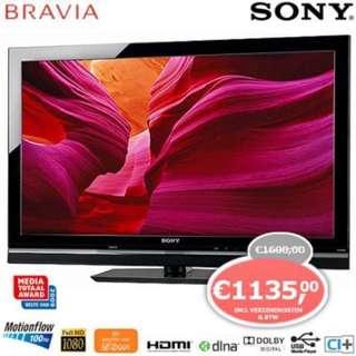 新春開心價Sony 46寸 HD KDL-46W5500 LCD TV 高清電視