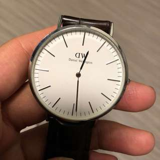 DW 45mm daniel wellington (錶心)