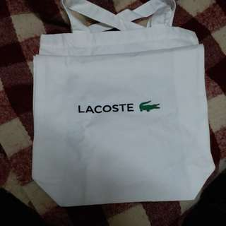 Lacoste 布袋/環保袋