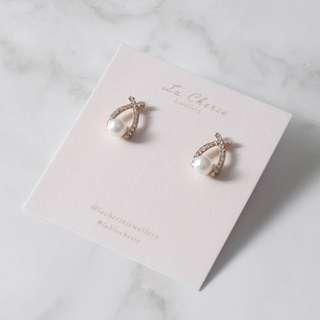 Pearl Luxury Earing