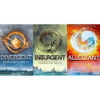 [EBOOK] Divergent Series by Veronica Roth
