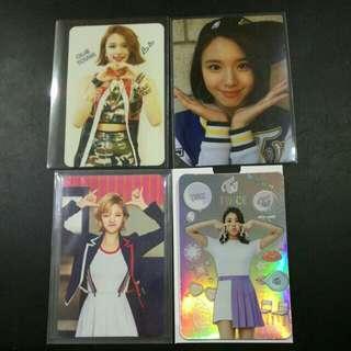 WTT / WTS Twice Photocards