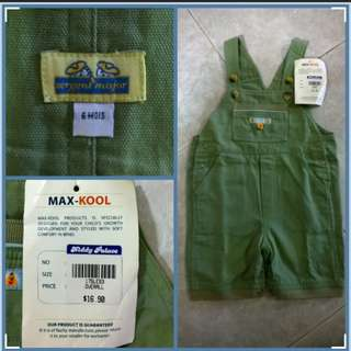 BN Overall for boy