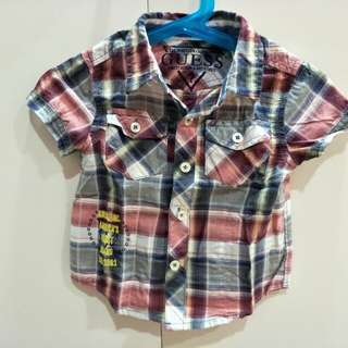 Guess Boy's Shirt