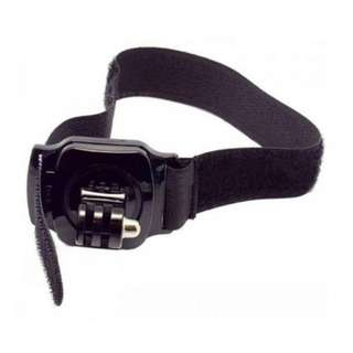 360 Degree Rotation Gopro Wrist Hand Strap Band Mount For Gopro